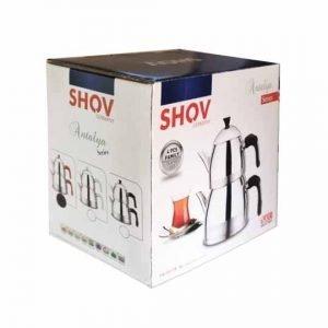 SHOV Antalya Series Teapot