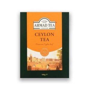 Ahmad Tea Ceylon Tea Loose Leaf