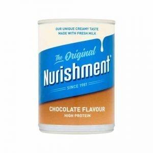Nurishment Original Chocolate Flavoured 400g