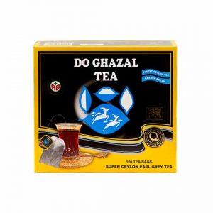 Do Ghazal Earl Grey 100 Tea Bags