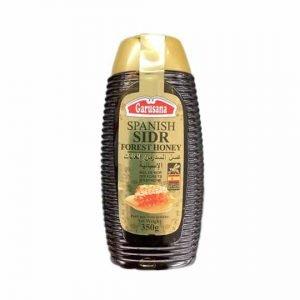 Garusana Spanish Sidr Forest Honey 350g