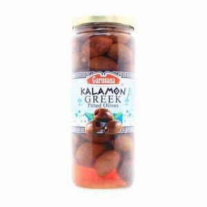 Garusana Kalamon Greek Pitted Olives