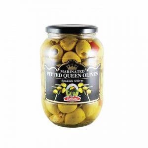 Garusana Marinated Pitted Queend Olives