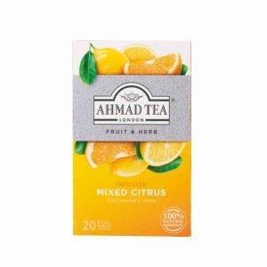 Ahmad Tea Infusion Mixed Citrus