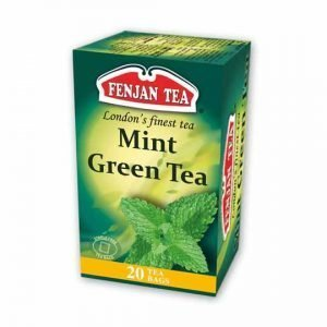 Fenjan Tea Mint Green Tea 20 Bags
