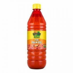Tropical Sun Pure Palm Oil 1L