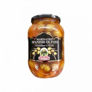 Garusana Marinated Spanish Olives 500g