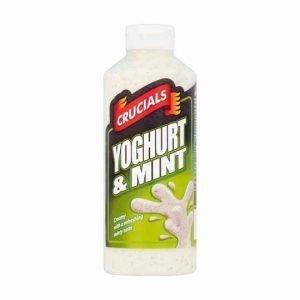 Crucials Yoghurt & Mint Dressing Sauce 500ml