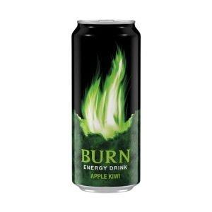 Burn Apple Kiwi Energy Drink 250ml