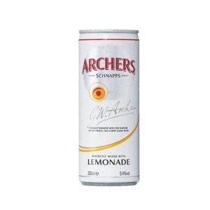 Archers Schnapps with Lemonade 250ml
