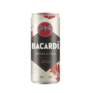Bacardi Spiced And Cola