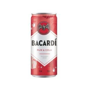 Bacardi Rum And Cola