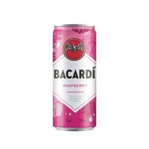 Bacardi White Rum Raspberry Spritz
