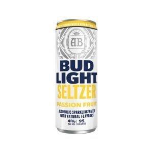 Bud Light Seltzer Passion Fruit 330ml