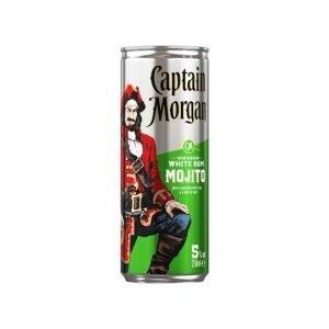 Captain Morgan White Rum Mojito 250ml