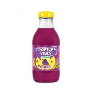 Tropical Vibes Grape Glow Lemonade 300ml