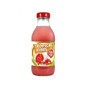 Tropical Vibes Guava & Lychee 300ml