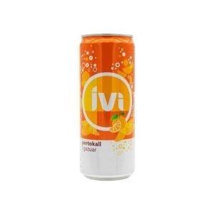 IVI Orange Portokall i Gazuar Drink 330ml