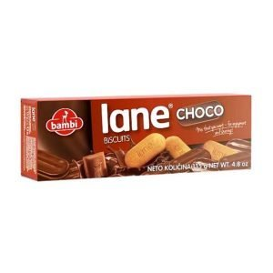 Bambi Lane Choco Biscuits 135g
