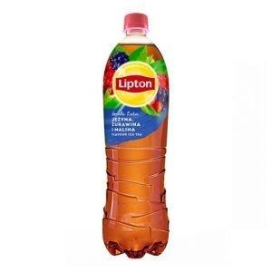 Lipton Ice Tea Smaki Lata I Malina 1.5L
