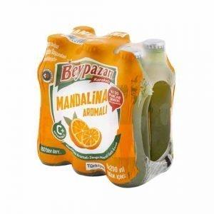 Beypazari Tangerine Flavoured Mineral Water