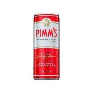 Pimm's No.1 Original & Lemonade
