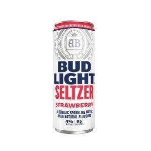 Bud Light Seltzer Strawberry 330ml
