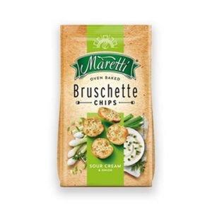 Maretti Bruschette Sour Cream & Onion Chips