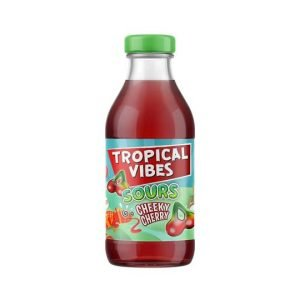 Tropical Vibes Sours Cheeky Cherry 300ml