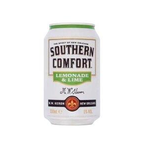 Southern Comfort Lemonade & Lime