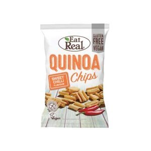 Eat Real Quinoa Sweet Chilli Chips