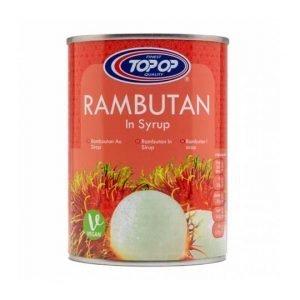 Top Op Rambutan In Syrup 565g
