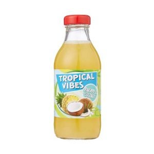 Tropical Vibes Pineapple & Coconut 300ml
