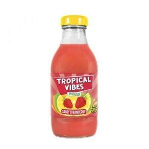 Tropical Vibes Sassy Strawberry Lemonade 300ml