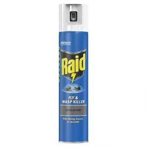Raid Fly Wasp Killer 300ml