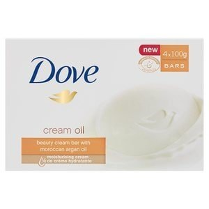 Dove Beauty Cream Bar Cream Oil