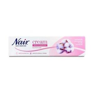 Nair Bikini and Underarm Hair Removal Cream