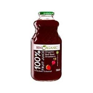 Ben Organic Red Beet Strawberry