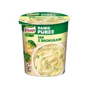 Knorr Danie Knorr Puree ser z Brokulami