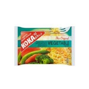 Koka Instant Noodles Vegetable Flavour