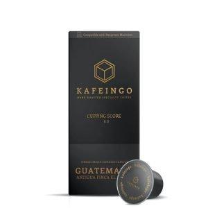 KAFEINGO Guatemala Capsule Coffee 57g